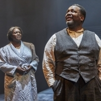 Highly Acclaimed Production Of Miller's DEATH OF A SALESMAN With Wendell Pierce And S Photo