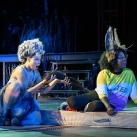 Photo Flash: First Look at A MIDSUMMER NIGHT'S DREAM at Regent's Park Open Air Theatr Photo