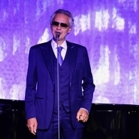 Andrea Bocelli and Keep Memory Alive Host Benefit Concert