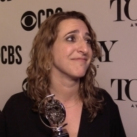 Tonys TV: Best Revival of a Musical Producer Eva Price