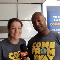 Video: Happy Canada Day from the West End Cast of COME FROM AWAY Photo
