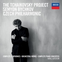 "Czech Philharmonic's Box Set ""The Tchaikovsky Project"" To Be Released On Decca Photo"