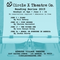Circle X Holds 15th Annual Reading Series