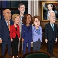 VIDEO: OUR CARTOON PRESIDENT Responds to Democratic Presidential Primary Debates with Cold Open
