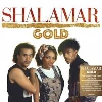 Shalamar Part of the Successful 'Gold' Series Through Crimson Records