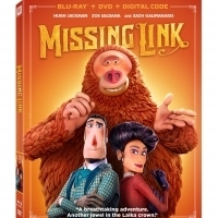 MISSING LINK Heads to Digital, Blu-ray, DVD