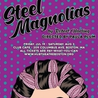 Paula Plum to Direct STEEL MAGNOLIAS With Hub Theatre Company Of Boston