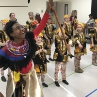 BWW Previews: Florida Drama Kids Brings THE LION KING JR. AND INTO THE WOODS JR. at H Photo