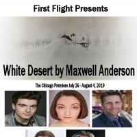 WHITE DESERT Makes its Chicago Premiere Photo