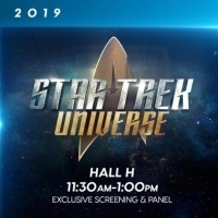 CBS Television Studios Heads to San Diego Comic-Con with STAR TREK, EVIL, NANCY DREW Photo