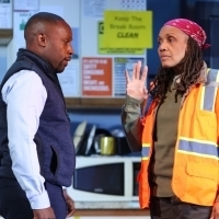 Photo Flash: First Look at Westport Country Playhouse's SKELETON CREW