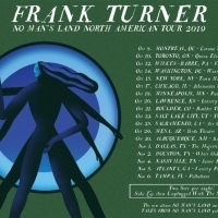 Frank Turner Announces US Tour Dates, New Album Out 8/16