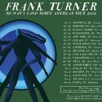 Frank Turner Announces US Tour Dates, New Album Out 8/16