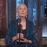VIDEO: Watch Stage and Screen Legend Rosemary Harris Accept 2019 Lifetime Achievement Tony Award