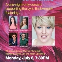 Inaugural Lyric Spotlight Concert Presented One Night Only, July 8 Photo