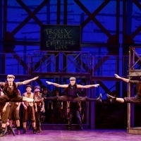 BWW Review: DISNEY'S NEWSIES Leaps With Pride And Revolution At Lyric Theatre Of Okla Photo