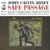 John Calvin Abney Announces New LP SAFE PASSAGE Due Out 9/27