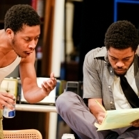 Photo Flash: In Rehearsal with Steppenwolf's TRUE WEST
