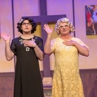 CHURCH GIRLSOpens At The Incline Theater With Side Splitting Laughs Photo