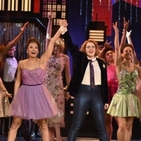 VIDEO: The Cast Of THE PROM Performs 'Tonight Belongs to You/It's Time To Dance' on t Photo