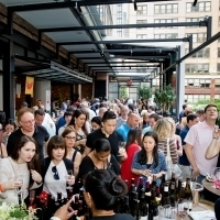 Photo Coverage: COTES DU RHONE Festival in NYC Brings the Joy of Wine and Food to Guests Photos