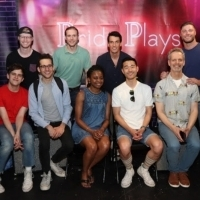 Photo Flash: Adam Chanler-Berat, Taylor Trensch and More in Reading of Jonathan Tolins' THE LAST SUNDAY IN JUNE At Rattlestick