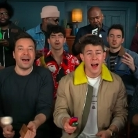 VIDEO: The Jonas Brothers Perform 'Sucker' with Classroom Instruments on THE TONIGHT  Photo