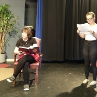 Show By High School Student Shown For First Time Opens Friday At Players Ring