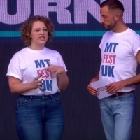 VIDEO: Paul Taylor-Mills' MT Fest UK Performs at West End Live