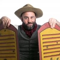 William Hartley Brings His One Man Comedy Western GUN To The Edinburgh Fringe Photo