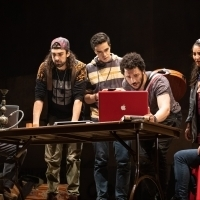 Patrick And Daniel Laazour of WE LIVE IN CAIRO at American Repertory Theatre Interview