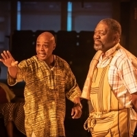 BWW Interview: David Webber Talks BARBER SHOP CHRONICLES at Roundhouse Photo