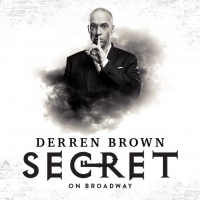 Mentalist Derren Brown Will Bring SECRET to Broadway This Fall