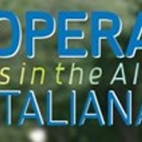 Opera Italiana Is In The Air Returns To Central Park's Naumburg Bandshell On July 1 Photo