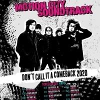 Motion City Soundtrack Announce Tour Dates