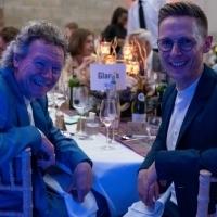LAMDA Raises £230,000 At Inaugural Fundraising Gala Hosted By Benedict Cumberbatch Photo
