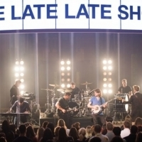 VIDEO: Watch Mumford & Sons Perform SLIP AWAY On THE LATE LATE SHOW