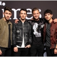 Jonas Brothers and Ryan Tedder Discuss Music and Collaboration at TimesTalks Photo