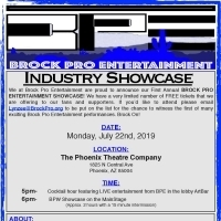 New Local Artist Driven Company Presents Free Showcase Photo