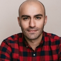 BWW Interview: Nick Duckart of COME FROM AWAY at the Adrienne Arsht Center- Welcoming Photo