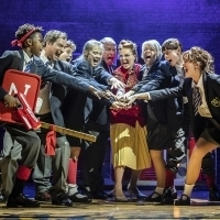 Photo Flash: First Look at THE SECRET DIARY OF ADRIAN MOLE AGED 13 3/4 - THE MUSICAL Photo