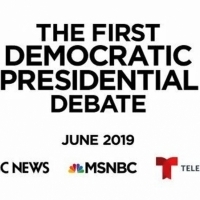 RATINGS: NBC News, MSNBC, Telemundo Draw 15.3 Million Television Viewers for Democrat Photo