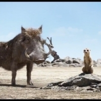 Video: New LION KING Clips Feature 'Hakuna Matata' And More!