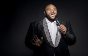 Let's Luther! American Idol Winner Ruben Studdard Sings The Music of Luther Vandross
