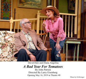 Review: Three Door Farce A BAD YEAR FOR TOMATOES Inspires Lots of Laughter Inside Theatre 40