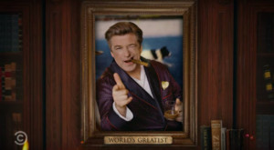 VIDEO: Alec Baldwin to Headline Next Roast on Comedy Central