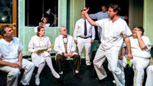 BWW Review: Big 'Mac' Is One-Man Show in ONE FLEW OVER THE CUCKOO'S NEST at Ridgefield Theater Barn