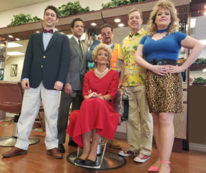 BWW Review: SHEAR MADNESS at Totem Pole Playhouse