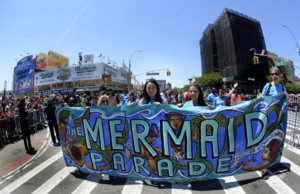 Annual Mermaid Parade Returns to Coney Island June 22nd