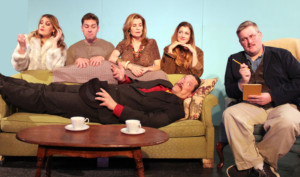 The Barn Theatre Announces LOVE, LIES AND THE DOCTOR'S DILEMMA